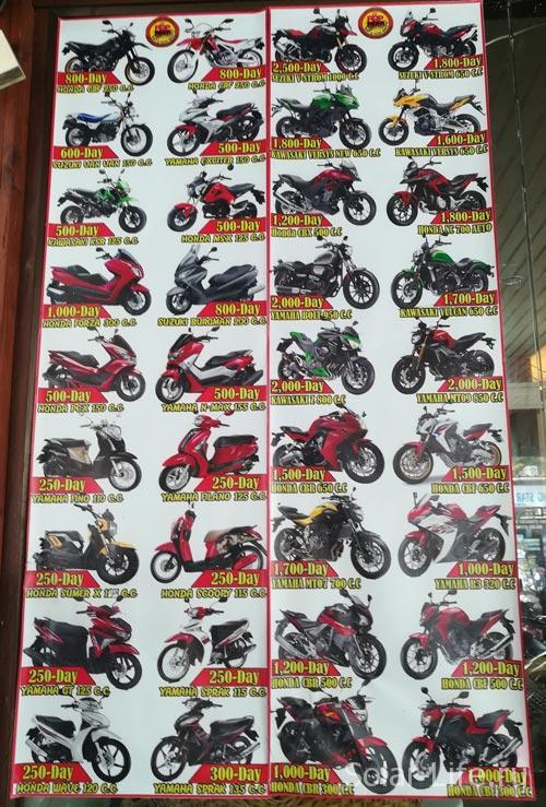 motobike-chiangmai
